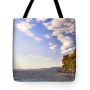 Cave Rock - Lake Tahoe Tote Bag
