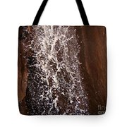 Cave Waterfall At Pinnacles Photograph Tote Bag