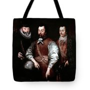 Cavendish Drake And Hawkins Tote Bag