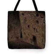 Cavern Walls Tote Bag