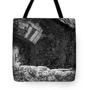 Caving In Tote Bag