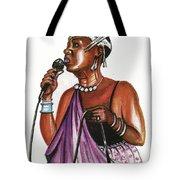 Cecile Kayirebwa Tote Bag