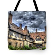 Cecilienhof Palace At Neuer Garten Berlin Tote Bag