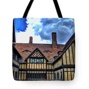 Cecilienhof Palace At Neuer Garten Tote Bag