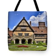 Cecilienhof Palace Berlin Germany Tote Bag