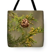 Cedar Rust Gall - Gymnosporangium Juniperi-virginianae Tote Bag