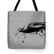 Cedar Waxwing - Bird - Enhanced Tote Bag