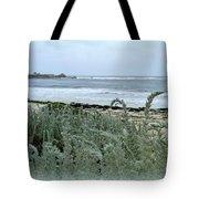 Celadon Seascape Tote Bag