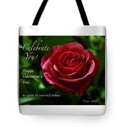 Celebrate You Tote Bag