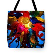 Celestial Glass 7 Tote Bag