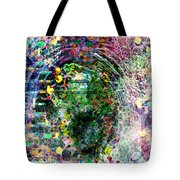 Cell Dreaming 3 Tote Bag