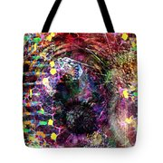 Cell Dreaming 4 Tote Bag