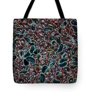 Cells. Abstract #1 Tote Bag
