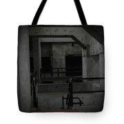 Cement Deco Tote Bag