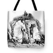 Censorship: Allegory Tote Bag