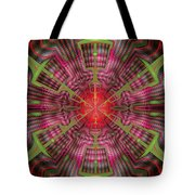 Center Point Tote Bag