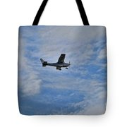Cessna In Flight Tote Bag