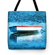 Chained By The Tide  Tote Bag