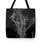 Chairy Tree Tote Bag