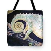 Chameleon Tail Tote Bag