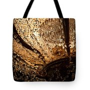 Chandelier Shimmer Tote Bag