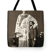 Chang Woo Gow, Chinese Giant Tote Bag