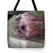 Protea Still Life Tote Bag