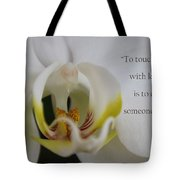 Change Someone Tote Bag