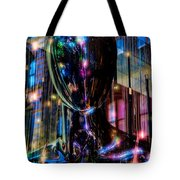 Channeling The Force Tote Bag