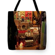 Chaos Of Color Tote Bag