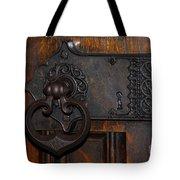 Chapel Door Tote Bag
