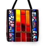 Chapel Shadows Tote Bag