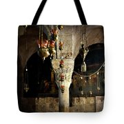 Chapel View Tote Bag