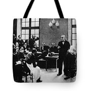 Charcot Demonstrating Hysterical Case Tote Bag