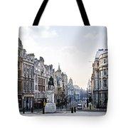 Charing Cross In London Tote Bag