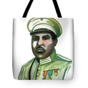 Charles Atangana Tote Bag