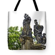 Charles Bridge - Prague Tote Bag