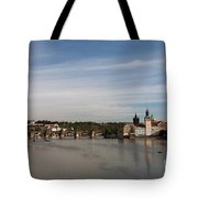 Charles Bridge Tote Bag