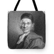 Charles De Saint-evremond Tote Bag