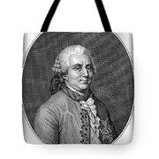 Charles De Vergennes Tote Bag