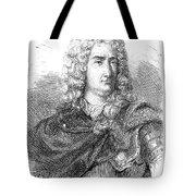 Charles-francois Du Fay Tote Bag