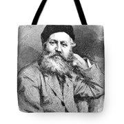 Charles Francois Gounod Tote Bag