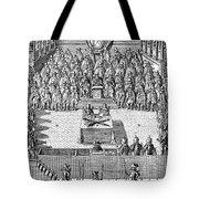 Charles I (1600-1649) Tote Bag