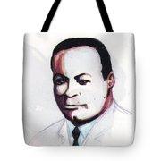 Charles Richard Drew Tote Bag