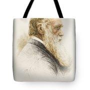 Charles Robert Darwin, English Tote Bag