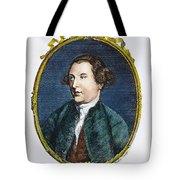 Charles Townshend Tote Bag
