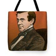 Charles Wheatstone, English Inventor Tote Bag