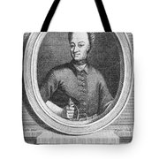 Charles Xii Of Sweden Tote Bag