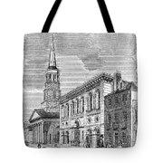 Charleston, 1857 Tote Bag