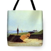 Charleston Battery, 1864 Tote Bag